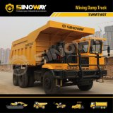 Mining Dump Truck with 50 Ton Load Capacity