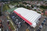 Prefabricated Steel Structure Supermarket Store