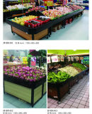 Vegetable and Fruit Display Stand Shelf for Supermarket