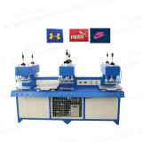 3D Silicone Garment Clothe Label Logo Embossing Making Machine