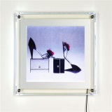 Clear LED Light Acrylic Picture Photo Frame