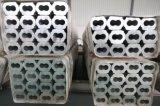 Aluminum Profiles Square Liquid Cooling Plate/Water Cooler