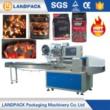 Horizontal Pillow Bag Charcoal Briquette Packaging Machine