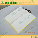 Sound Absorption Fireproof Fiberglass Ceiling Acoustic Panel
