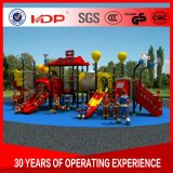 Huadong Large Slide Castle, Professional Kids Outdoor Playground Equipment