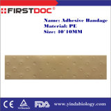 High Quality OEM 40*10mm PVC Material Skin Color Adhesive Bandages