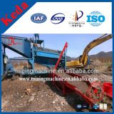 Placer Gold Gravity Separator Equipment