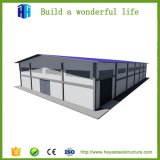 Low Cost Prefab Manufacture Metal Roof Mobile Steel Structure Warehouse