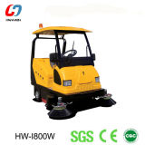 Factory Provide Automatic Electric Road Sweeper (HW-I800W)