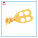 Safety Kitchen Tool Baby Assisted Cutting Food Scissors
