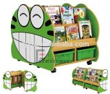 Kids Used School Furntiure Library Furniture in Wooden Material