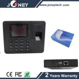 3 in 1 RFID Card Password Fingerprint Time Attendance Machine