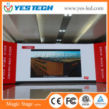 Full Color P2.84 Video Wall LED Screen for Stage/Advertising