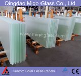 3.2mm/4mm Tempered Solar Glass for Solar Collectors/ Solar Panels