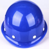 FRP Material Colored Construction Comstomized Safety Helmet