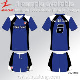 Healong Good Price Sportswear Gear Sublimation Team Club Junior Football Uniforms