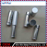 Custom Deep Drawn Stamping Parts Aluminum Tube Accessories