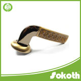 coffee Color Zinc Alloy Door Handle, Double Door Hardware, Door Hardware