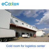 Large Scale Fresh Keeping Vegetables Cold Storage for Logistics Center