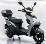 for Cargo Using Electric Motorcycle