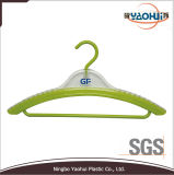 Luxury Jacket Hanger with Plastic Hook for Jacket Shop