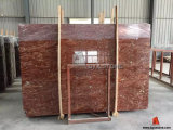 Rosa Red Marble Slab for Wall Stone Floor Tile