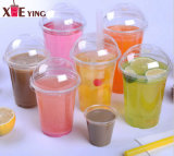 High Quality 8oz Pet Material Water Clear Disposable Plastic Cup