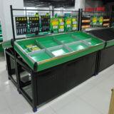 Freezer Vertical/Vertical Display Freezer/Flat Glass Lid Display Freezer (YD-FZ001)
