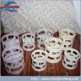 25mm Plastic Pall Ring for Carbon Dioxide Degassing Tower