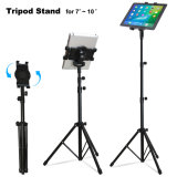 Flexible Floor Display Stand for iPad
