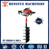 Gasoline Portable Earth Auger with Big Power