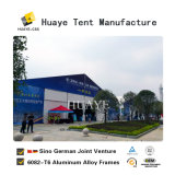 40X100m Tent with Decorations for Exhibition and Trade Shows