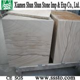 Natural Yellow Landscaping Sandstone for Wall Cladding