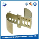 OEM Custom Precision Nickel Plated Steel Sheet Metal Stamping Case