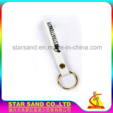 Promotional Price Soft Silicone Keychain Design Custom Fob Rubber Keyring