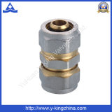 Nickel Plated Brass Compression Nipple (YD-6056)