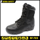 Army Black Leather Tactical Combat Safety Military Shoes Men