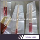 American Market Wooden Handle Post Hole Digger