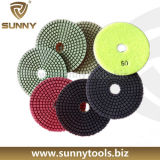 High Working Efficiency Marble Granite Polishing Diamond Polishing Pads