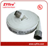 """UL Approved Fire Hose/Double Jacket 2 1/2"""" 65mm EPDM Lining"""