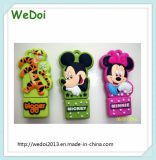 Popular Mikey Mouse Shape PVC USB Memory Flash (WY-PV97)