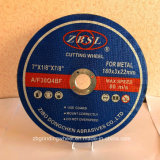 Abrasive Cutting Wheel for Metal and Steel