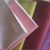 Colorful Plastic Leather for Bag 0229