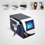 Multifunctional Vertical Q Switched ND YAG Ruby Laser Tattoo Removal Machine