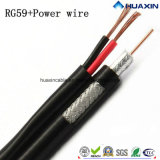 Hot Sales Rg59+2c Composite Coaxial Cable/Power Cable/Monitor Calbe
