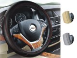 Suede& Leather Custom Steering Wheel Covers