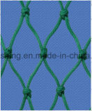 PE Polyethylene Braided Commercial Knotted or Knotless Green Fishing Net