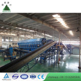 Automatic Less Manual Municipal Waste Sorting Conveyor System for Separating Waste for Sale