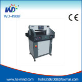 Professional Manufacturer (WD-4908F) 80mm Program-Control Paper Cutting Machine