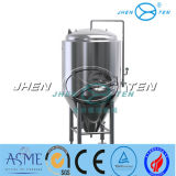 Polished Stainless Steel Conical Fermentation Tank